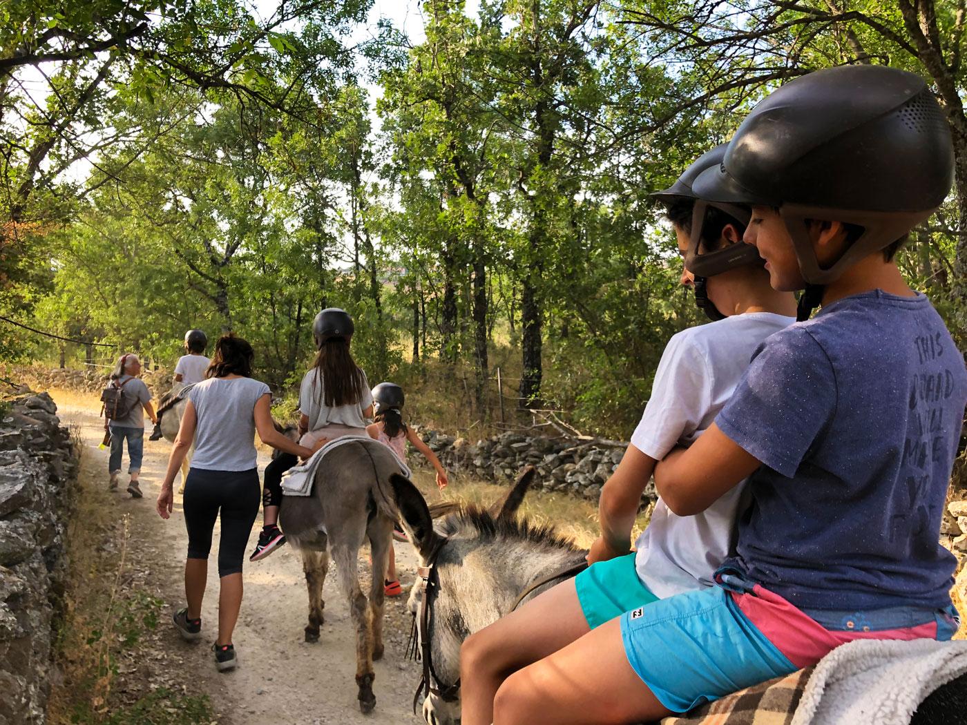 Casas rurales divertidas para ir con niños