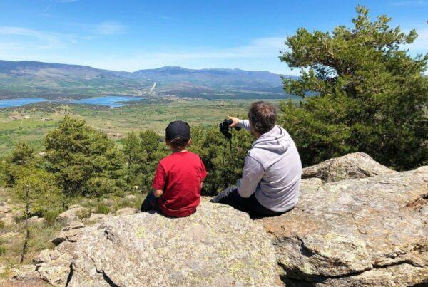 Turismo rural familiar Actividades en la naturaleza para niños