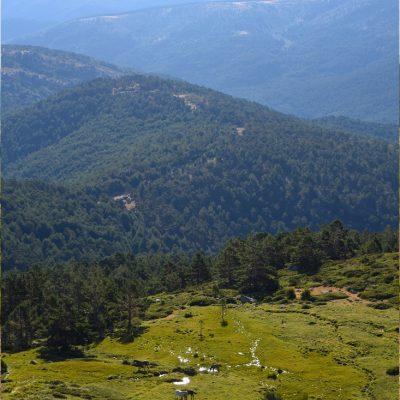 Paisajes de la Sierra Norte