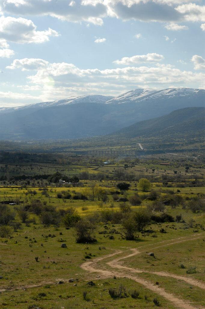 Paisaje del Valle del Lozoya