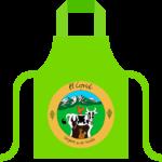 delantal de los talleres de el capriolo