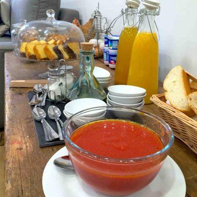 el capriolo desayunos tomate con aceite