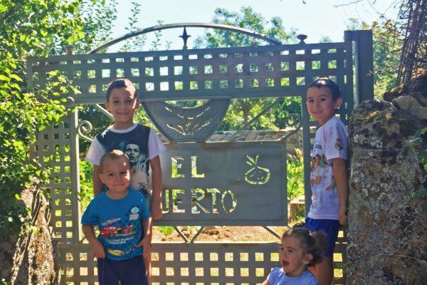 talleres para niños casa rural con actividades